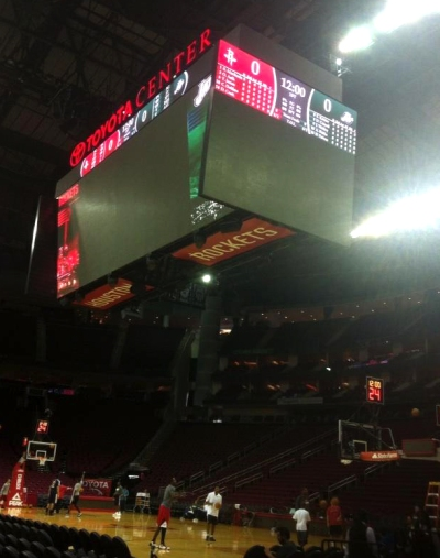 houston jumbotron