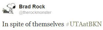 rock tweet