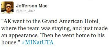 mac tweet