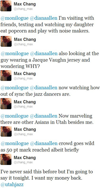 max tweets
