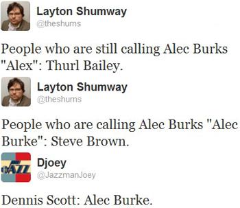 alex burke