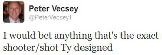 vecsey tweet