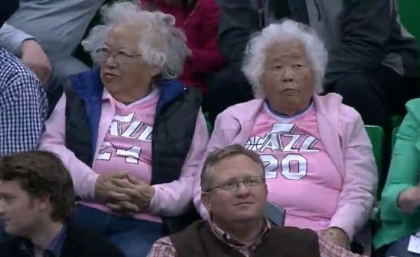 pink grandmas