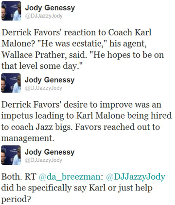 favors karl tweets