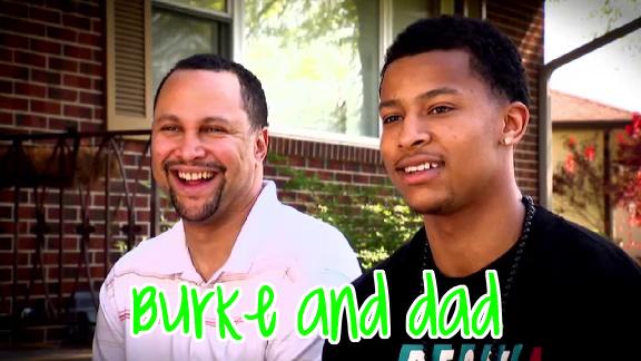 burke dad
