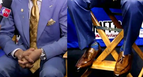 burke suit