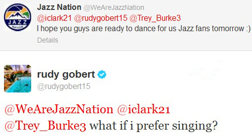 gobert tweet