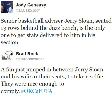 jerry tweets