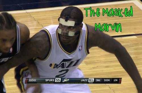 masked marvin
