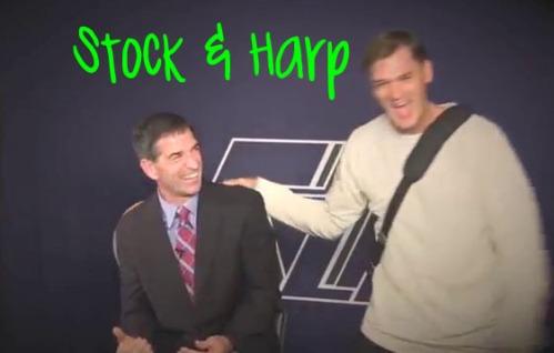 stock and harp