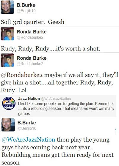 burkes tweets