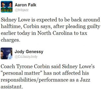 lowe tweets
