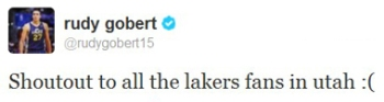 rudy lakers
