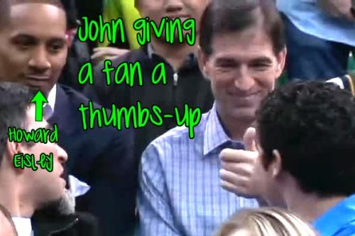 john thumb