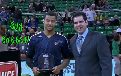 trey award
