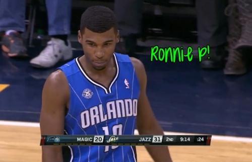 ronnie p