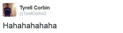 corbin tweet