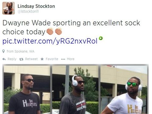 lindsay tweet