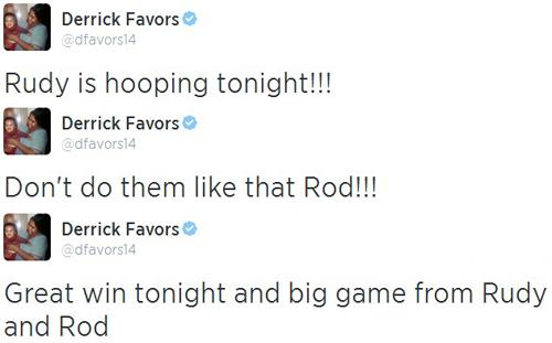 favors recap