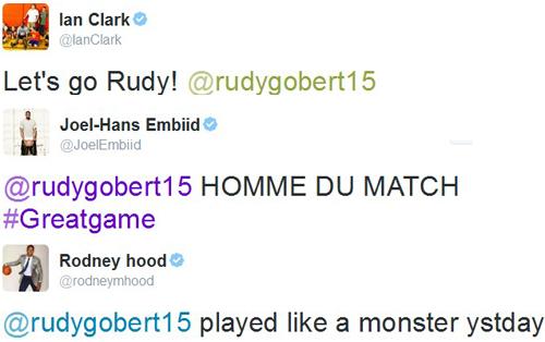 rudy tweets