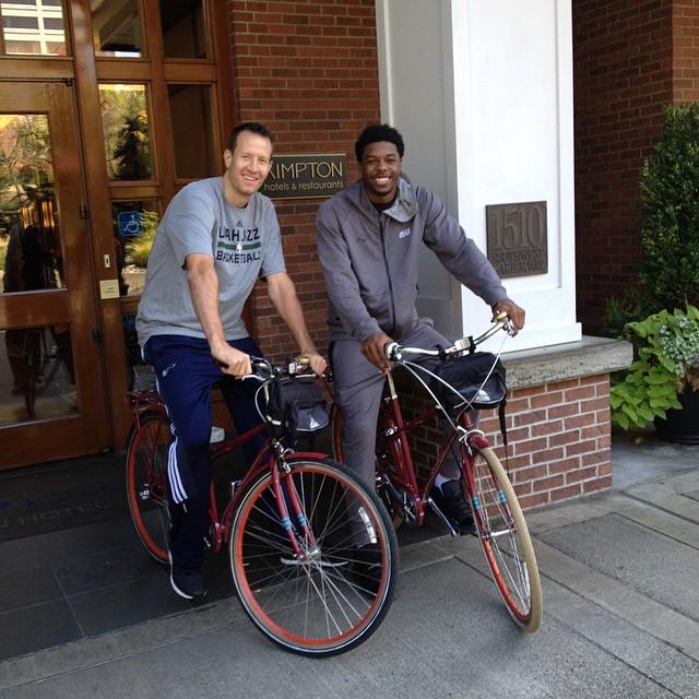 Portland Trail Blazers Reddit: Preseason Game 2 Of 8: Utah Jazz At Portland Trail Blazers