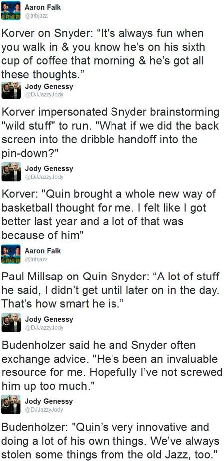 quin tweets