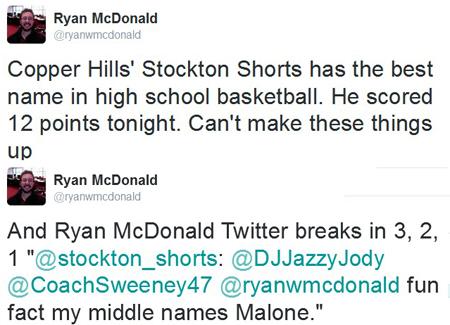 stockton shorts