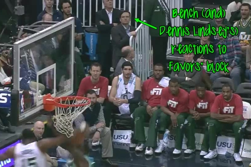 bench reaction