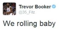 booker tweet