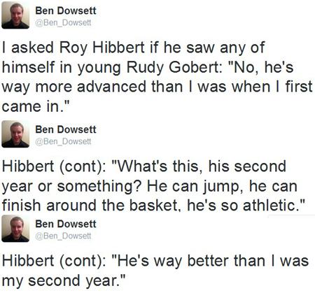 hibbert on rudy