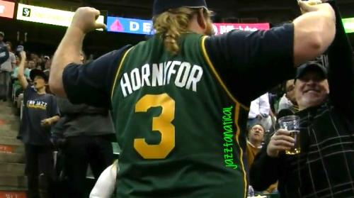 hornyfor