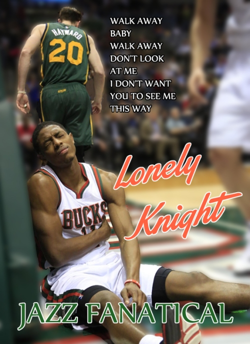 lonely knight