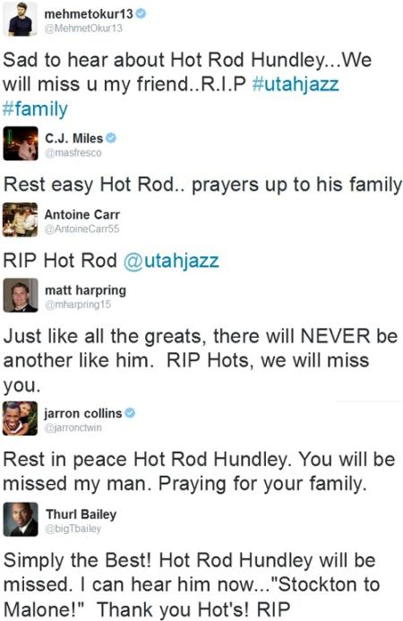 hot rod tweets