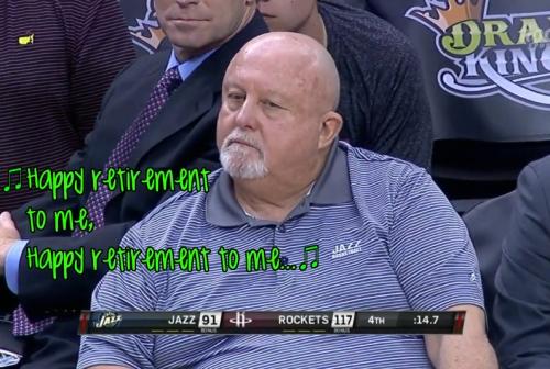 briggs retirement