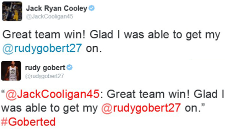 cooley rudy tweets