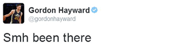 hayward tweet