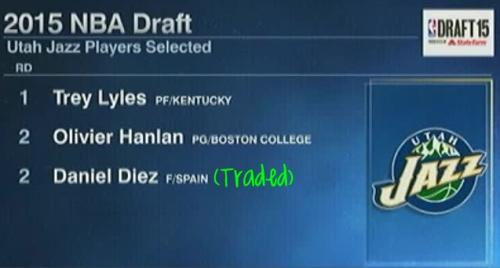 jazz draft