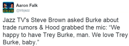 hood burke
