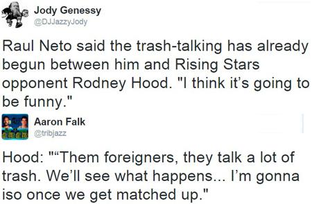 rising stars tweets