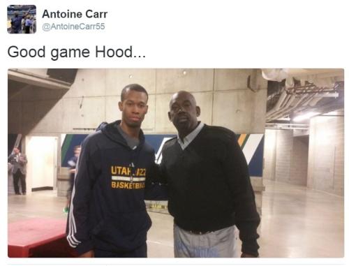 hood carr